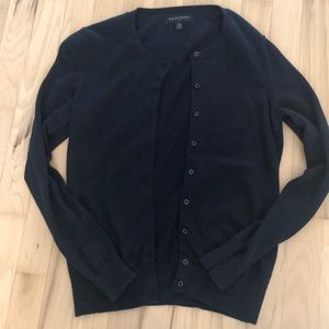 Banana Republic navy xs cardigan